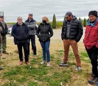 Gel en Drôme : soutien de nos Arboriculteurs